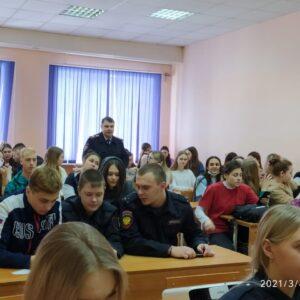 4 марта состоялась встреча студентов с работником Управления по контролю за оборотом наркотиков_2